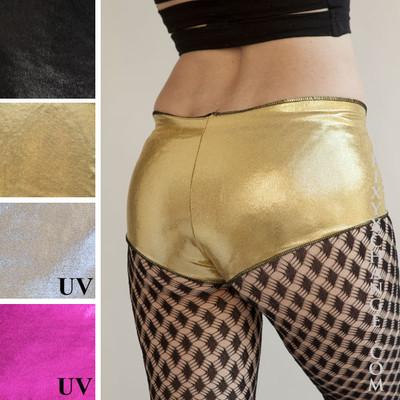 Gold Metallic w/Reversible Black Nylon Shimmer.