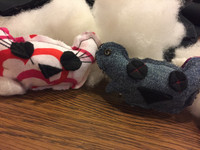 BYOB Hand Sew a Stuffed Animal Keychain Class - Friday, December 16