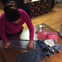 Alterations & Repairs Sewing Class (3 Sessions) - Saturday March 22, 29 & April 5