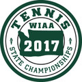 State Tennis 2017 Patch