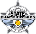 State Fastpitch Pin 2017