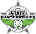 State Golf Pin 2017