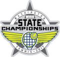 State Tennis Pin 2017