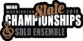 State Solo & Ensemble Pin 2018