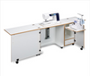 Sylvia Design 1050 Sewing and Serger Cabinet