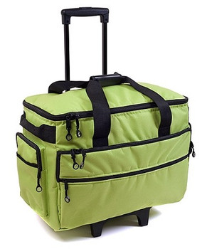 BlueFig TB19 Sewing Machine Carrier (Lime)
