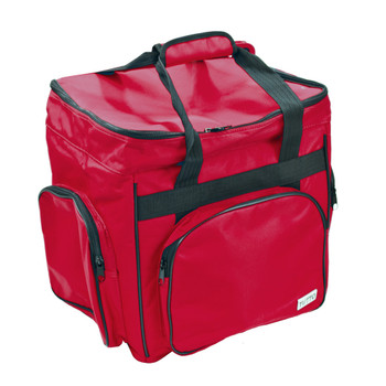Tutto Red Serger or Accessory Bag