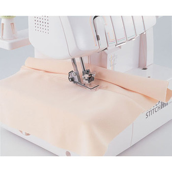Brother SA226CV Top-Stitching Foot set A for Brother Coverstitch 2340CV Serger