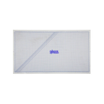 "Sylvia Design 72"" x 40"" Cutting Mat"