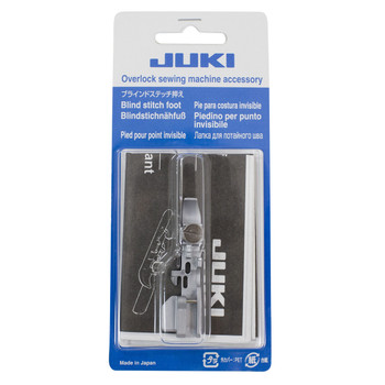 Juki Blind Stitch Presser Foot for MO-1000 and MO-2000 Sergers