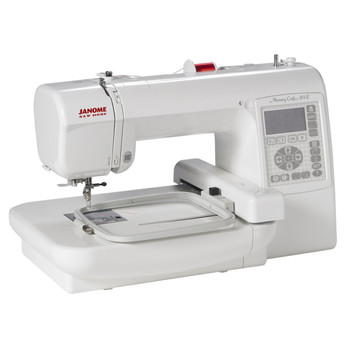 Janome Memory Craft 200E Embroidery Machine Refurbished