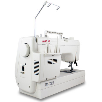 Janome Memory Craft 6300P Sewing Machine Side View