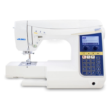 Juki HZL-DX7 Show Model Computerized Sewing and Quilting Machine