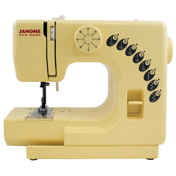 Janome Honeycomb Sew-Mini Sewing Machine With Bonus Bundle