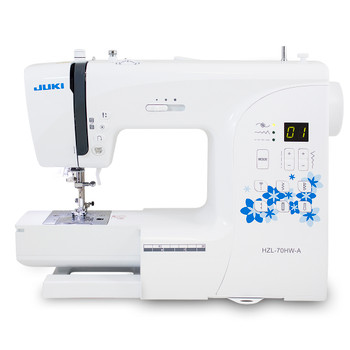 Juki HZL-70HW Computerized Show Model Sewing and Quilting Machine