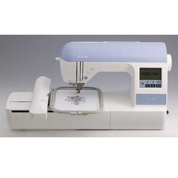 Brother PE770 Sewing Embroidery Machine