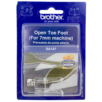Brother SA147 - Open Toe Foot