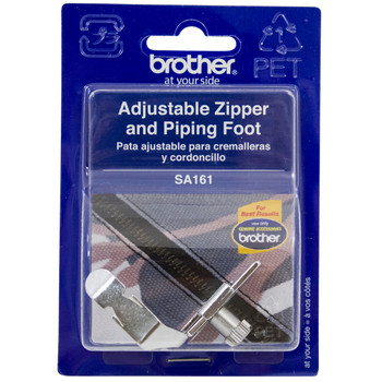 Brother SA161 - Adjustable Zipper Foot