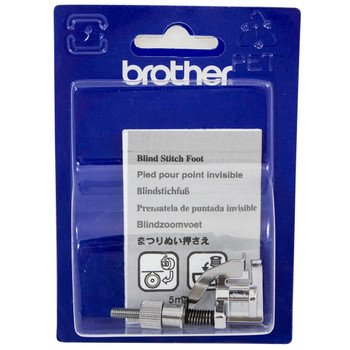 Brother SA134 - Blind Stitch Foot
