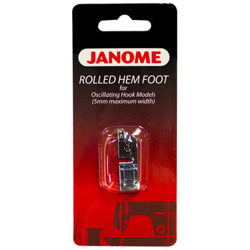 Janome Front-Load - Rolled Hem Foot 2mm