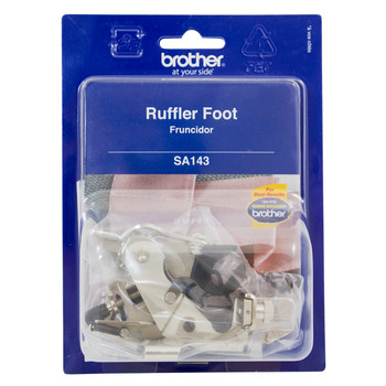 Brother SA143 - Ruffler Foot