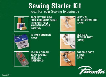 Brother Sewing Starter Kit