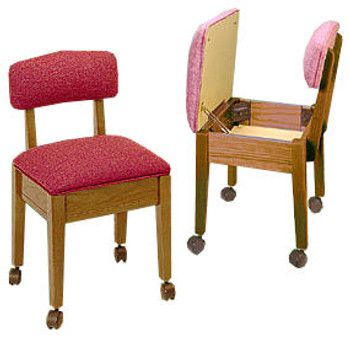 Comfee 8300 Skipper Sewing Chair by Stump Home Specialties