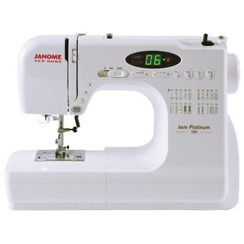 Janome New Home JNH720 Jem Sewing Machine