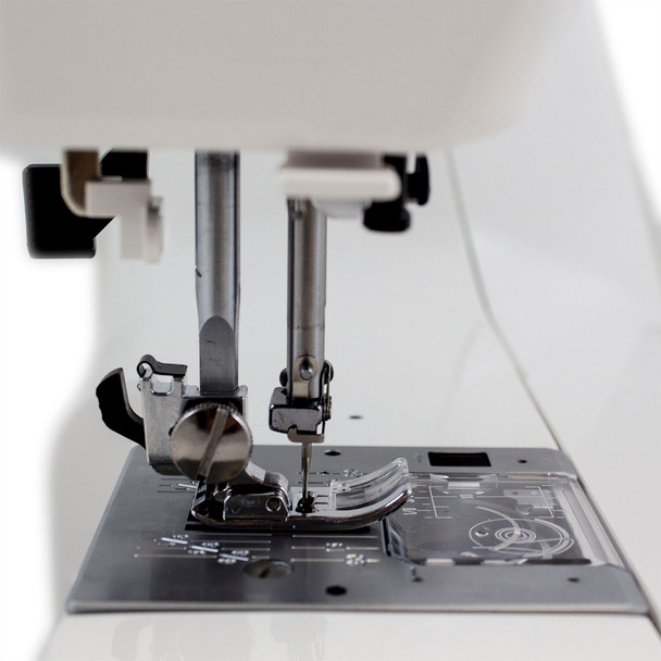 Janome HD3000 Sewing Machine Foot and Plate