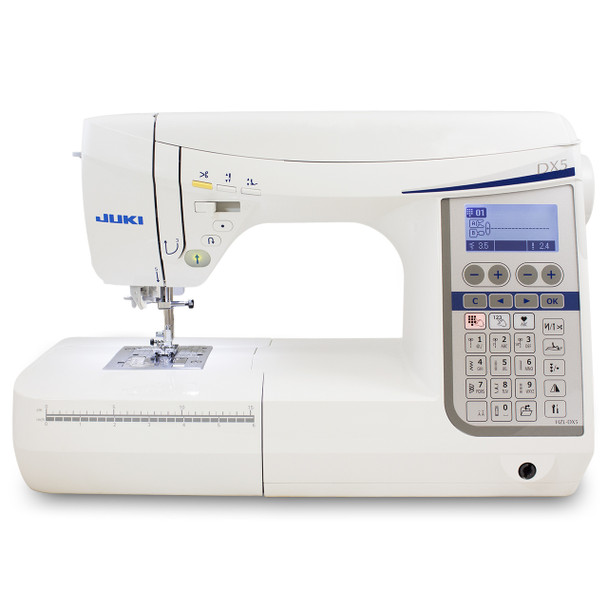 Juki HZL-DX5 Show Model Computerized Sewing and Quilting Machine