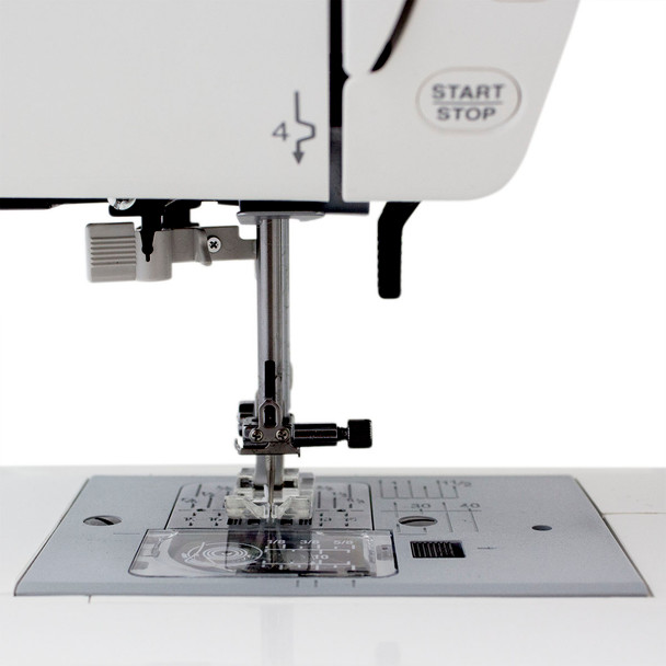 Janome DC1050 Computerized Sewing Machine Needle Area