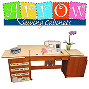 arrow brand sewing cabinets
