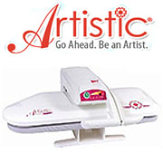artistic brand presses steamers
