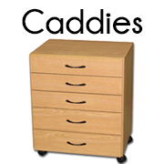 sewing cabinet accessories caddies