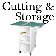 sewing cabinet accessories cutting tables