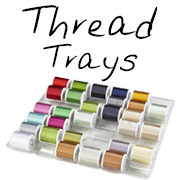 sewing cabinet accessories thread trays