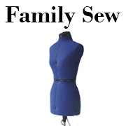 dress forms family sew brand