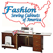 fashion brand sewing cabinets