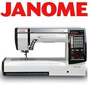 janome brand sewing machines