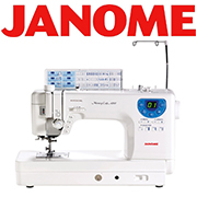 janome brand quilting machines