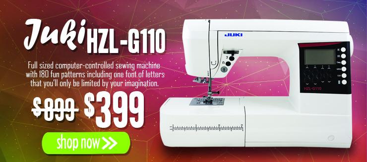 Juki HZL-G110