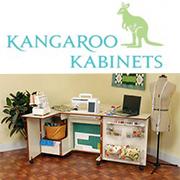 kangaroo brand sewing cabinets