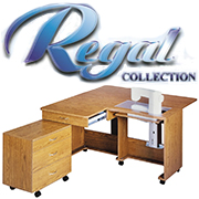 regal brand sewing cabinets