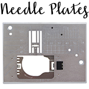 sewing accessories needle plates