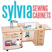 sylvia brand sewing cabinets