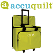 totes cases trolleys accuquilt