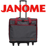 totes cases trolleys janome