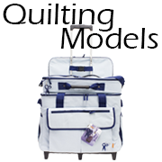 totes cases trolleys quilting models