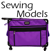 totes cases trolleys sewing models