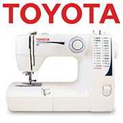toyota brand sewing accessories